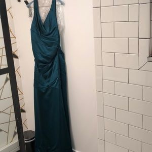 EUC- Formal Gown